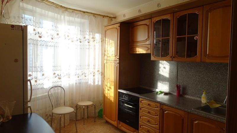 Продается 1-комнатная квартира по адресу Московская область Солнечногорский район д.Брехово мкр Школьный к.8 (6).JPG