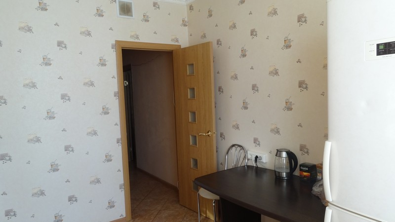 Продается 1-комнатная квартира по адресу Московская область Солнечногорский район д.Брехово мкр Школьный к.8 (9).JPG
