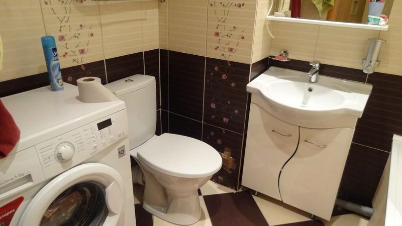 Продается 1-комнатная квартира по адресу Московская область Солнечногорский район д.Брехово мкр Школьный к.8 (10).JPG