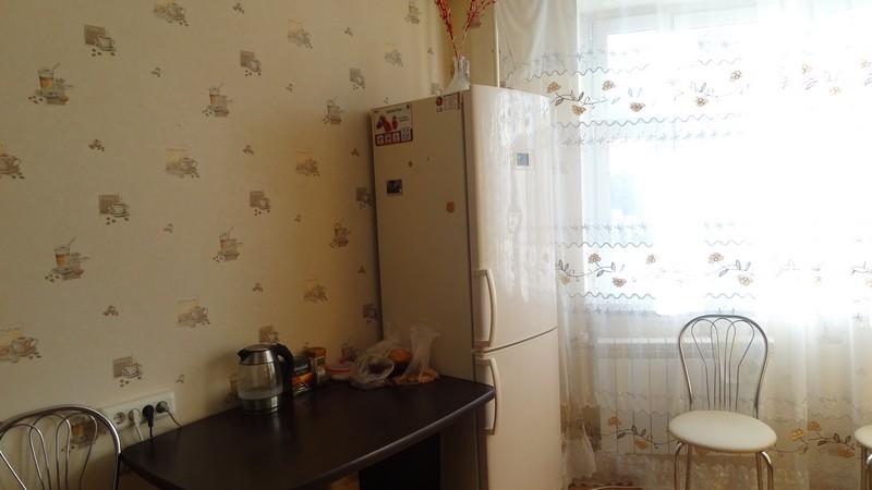Продается 1-комнатная квартира по адресу Московская область Солнечногорский район д.Брехово мкр Школьный к.8 (8).JPG