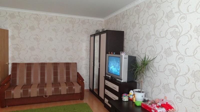 Продается 1-комнатная квартира по адресу Московская область Солнечногорский район д.Брехово мкр Школьный к.8 (3).JPG